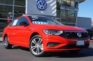 Used 2019 Volkswagen Jetta R-Line Auto w-SULEV 4dr Car