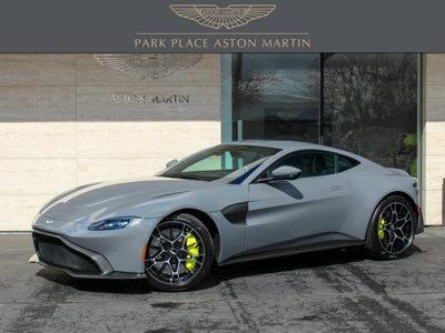 New 2020 Aston Martin Vantage 2-Door Coupe