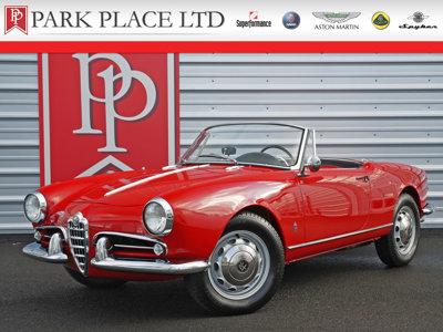 Used 1962 Alfa Romeo Giulietta 2-Door Convertible
