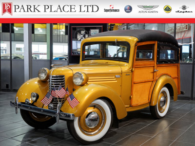 Used 1939 American Bantam Woody Wagon 2dr Station Wagon