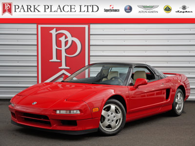 Used 1991 Acura NSX 2dr Coupe Sport 5-Spd