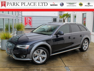 Used 2014 Audi Allroad 4dr Wgn Premium  Plus
