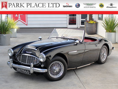 Used 1961 Austin-Healey 3000 2-Door Roadster