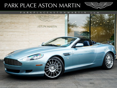 Used 2006 Aston Martin DB9 2dr Volante Auto