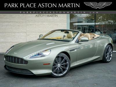 Used 2015 Aston Martin DB9 2dr Volante Auto