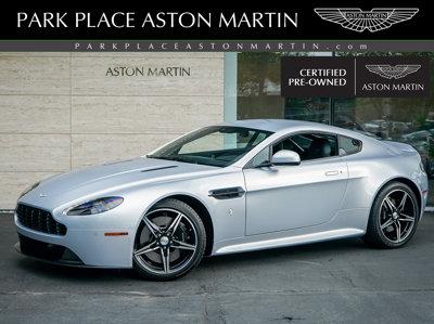 Used 2016 Aston Martin V8 Vantage 2dr Cpe GTS