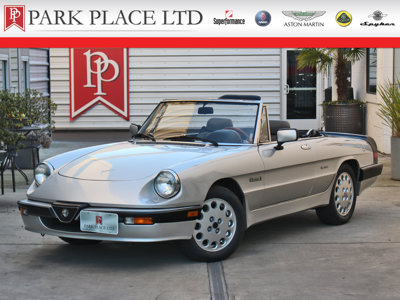 Used 1986 Alfa Romeo Spider 2-Door Coupe