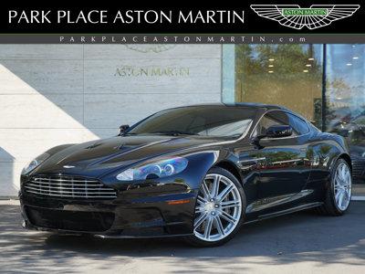 Used 2009 Aston Martin DBS 2dr Cpe