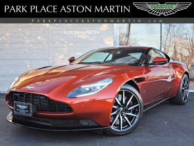 Used 2017 Aston Martin DB11 2-Dr Coupe