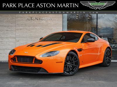 Used 2015 Aston Martin V12 Vantage 2dr Cpe S