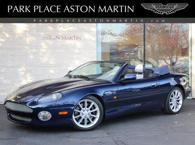 Used 2001 Aston Martin DB7 2-Door Coupe