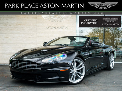 Used 2010 Aston Martin DBS 2dr Convertible