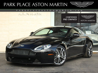 Used 2015 Aston Martin V12 Vantage S 2dr Cpe S