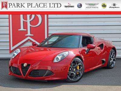 Used 2015 Alfa Romeo 4C 2dr Cpe