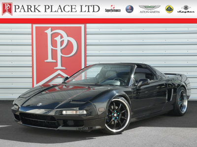 Used 1995 Acura NSX-T 2dr Sport Open Top Manual