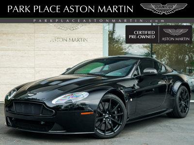 Used 2017 Aston Martin V12 Vantage S V12 S Coupe