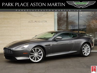 New 2016 Aston Martin DB9 2dr Cpe