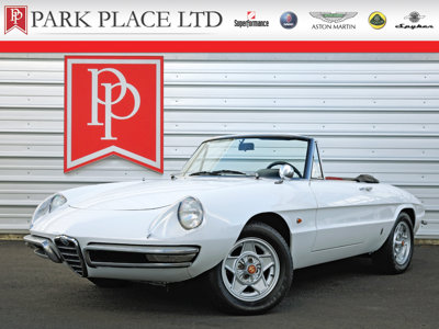 Used 1967 Alfa Romeo Duetto 2-Dr Convertible