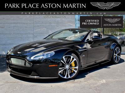 Used 2015 Aston Martin V12 Vantage S 2dr Conv S