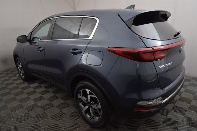 New 2020 Kia Sportage LX FWD