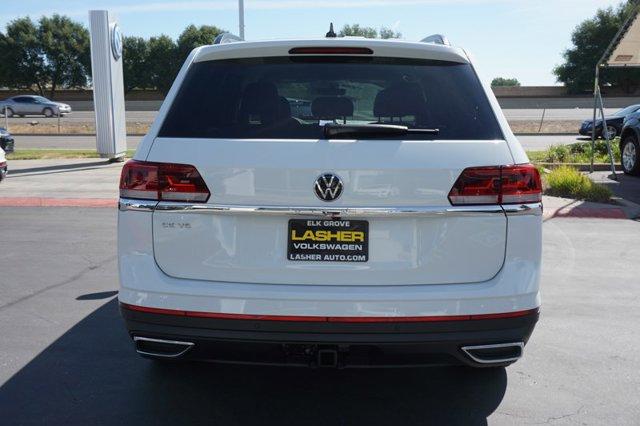 New 2021 Volkswagen Atlas 3.6L V6 SE w-Technology FWD