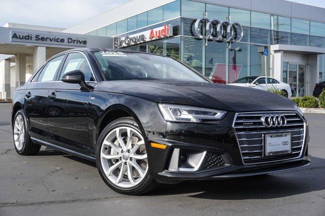 Used 2019 Audi A4 Premium Plus 45 TFSI quattro