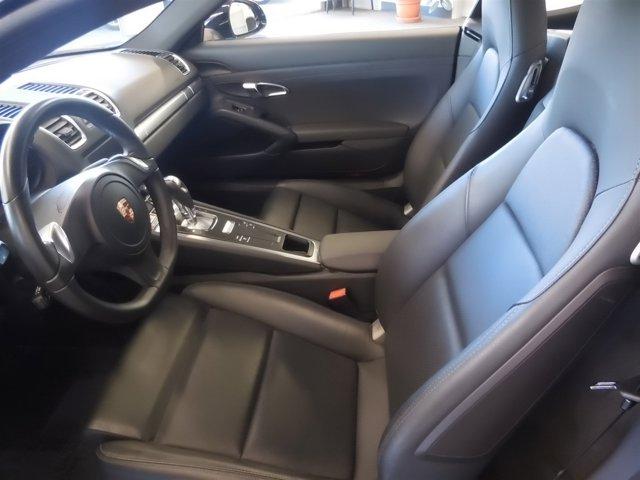 2015 Porsche Cayman Premium Coupe