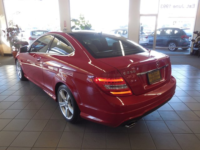 2015 Mercedes-Benz C250 Premium Coupe