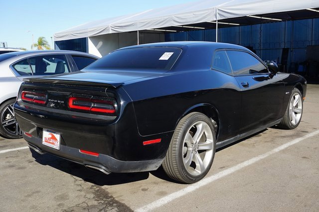 Used 2016 Dodge Challenger 2dr Cpe R-T