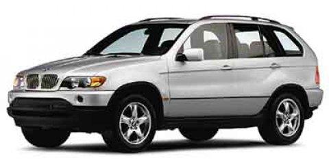 Used 2002 BMW X5 X5 4dr AWD 4.4i
