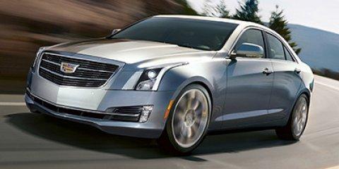 New 2018 Cadillac ATS Sedan 4dr Sdn 2.0L Luxury RWD