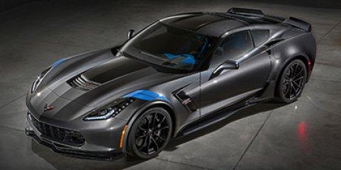 New 2017 Chevrolet Corvette w-Navigation 2dr Grand Sport Cpe w-1LT