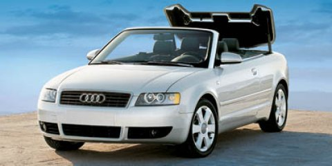 Used 2006 Audi A4 2dr Cabriolet 1.8T CVT
