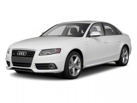 Used 2010 Audi A4 4dr Sdn CVT FrontTrak 2.0T Premium  Plus
