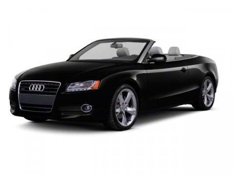 Used 2011 Audi A5 2dr Cabriolet Auto FrontTrak 2.0T Premium