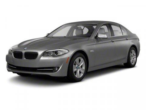 Used 2013 BMW 5 Series 4dr Sdn 535i RWD