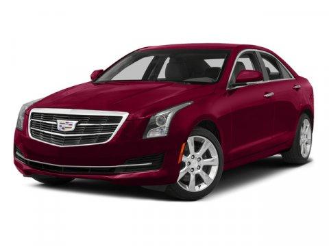 Used 2015 Cadillac ATS Sedan 4dr Sdn 2.5L Luxury RWD