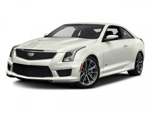 New 2016 Cadillac ATS-V Coupe 2dr Cpe