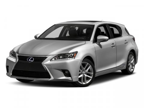 New 2017 Lexus CT