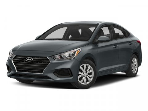 New 2018 Hyundai Accent SE Sedan Manual