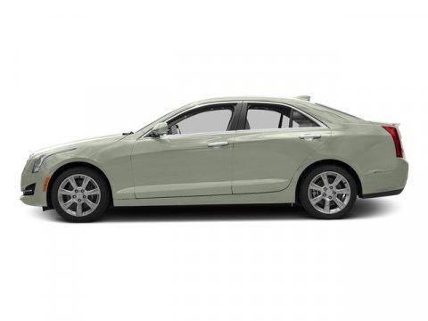 Used 2015 Cadillac ATS Sedan 4dr Sdn 2.0L Luxury RWD