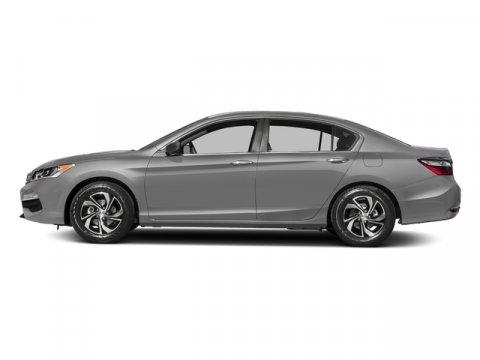 New 2017 Honda Accord Sedan LX CVT