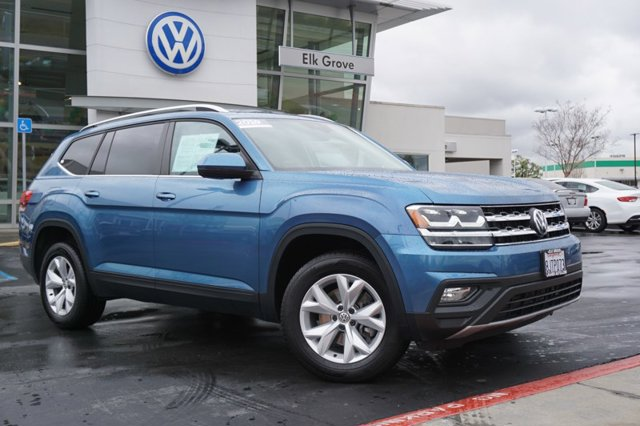 Used 2019 Volkswagen Atlas 3.6L V6 SE w-Technology FWD
