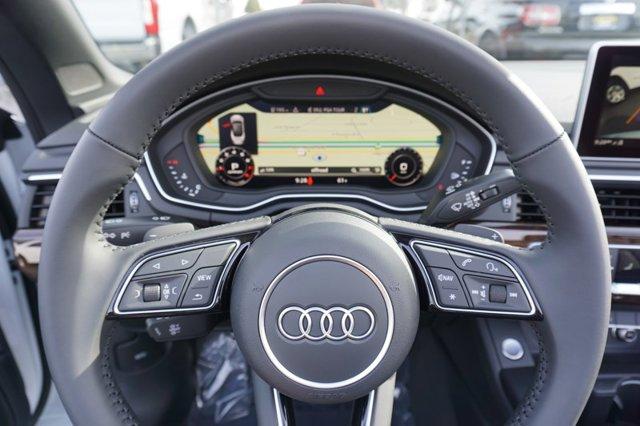 New 2019 Audi A5 Cabriolet Premium Plus 45 TFSI quattro
