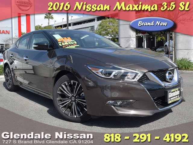 Used 2016 Nissan Maxima 4dr Sdn 3.5 SL