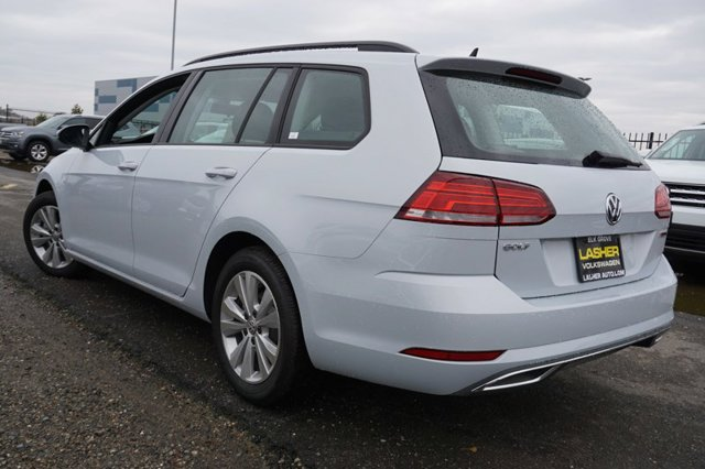New 2019 Volkswagen Golf SportWagen 1.8T S Auto 4MOTION