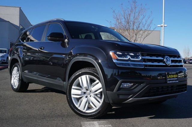 New 2019 Volkswagen Atlas 3.6L V6 SE w-Technology 4MOTION