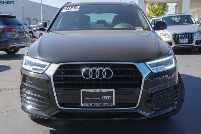 Used 2018 Audi Q3 2.0 TFSI Premium Plus FWD