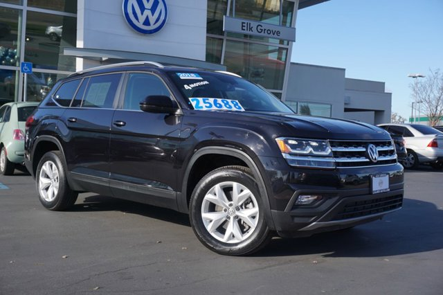 Used 2018 Volkswagen Atlas 3.6L V6 SE 4MOTION