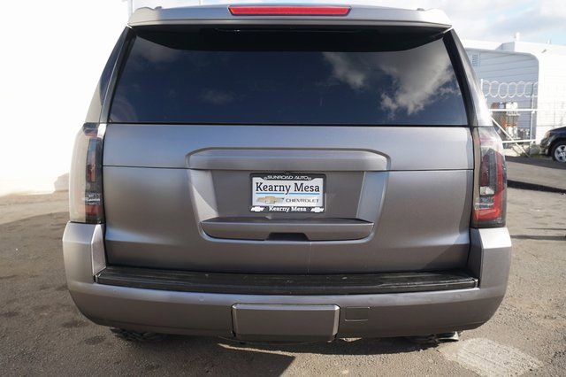 Used 2015 Chevrolet Tahoe 2WD 4dr LTZ